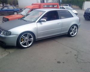 Audi - A3 - 1.8 125 benzin/lpg | 16 Apr 2014