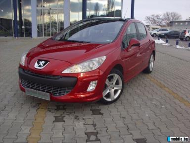 Peugeot - 308   Apr 17, 2014