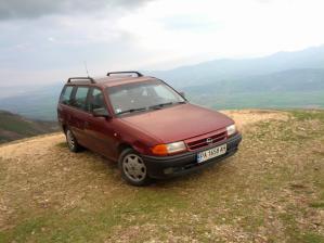 Opel - Astra - 1.6i 101bhp | 22 Apr 2014