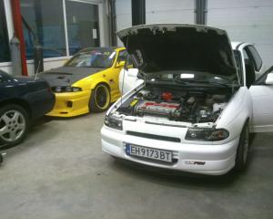 Opel - Astra - GSi C20XE 2.8M | 25 apr. 2014