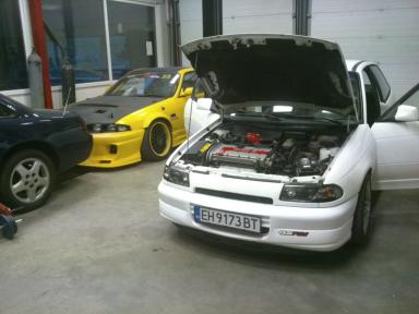 Opel - Astra - GSi C20XE 2.8M   25 Apr 2014