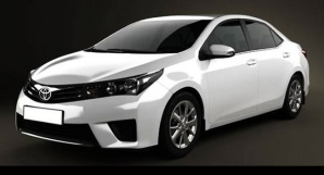 Toyota - Corolla - Luna | Apr 27, 2014