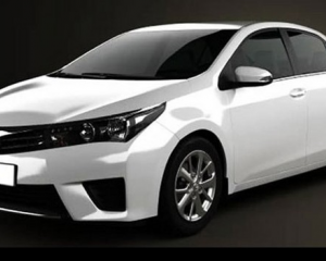 Toyota - Corolla - Luna | 27.04.2014