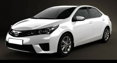 Toyota - Corolla - Luna | 27.04.2014 г.
