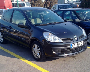 Renault - Clio - 1.4 16v Expression | 23 Jun 2013