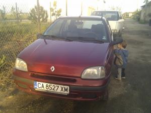 Renault - Clio - Phase 3 C57J E7J 756   6.05.2014 г.
