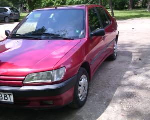 Peugeot - 306 - sedan | 11 May 2014