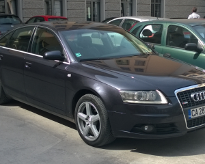 Audi - A6 - S-Line | 14 May 2014