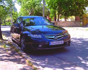 Honda - Accord - I-CTDI | 18 May 2014