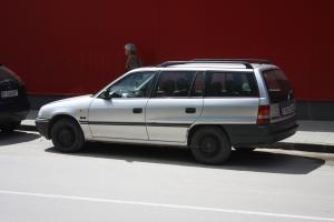Opel - Astra - F 1.6 C16SE | 19 May 2014