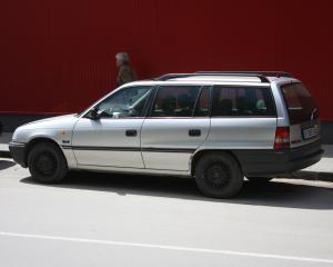 Opel - Astra - F 1.6 C16SE | 19.05.2014 г.