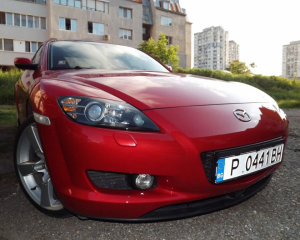 Mazda - RX-8 - 231hp | 21 May 2014