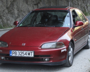 Honda - Civic - VTI | 23 Jun 2013