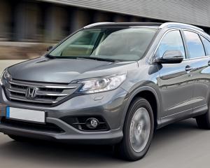 Honda - CR-V | 6 Jun 2014