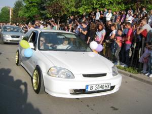 Honda - Civic - 1.4 IS | 11 Jun 2014