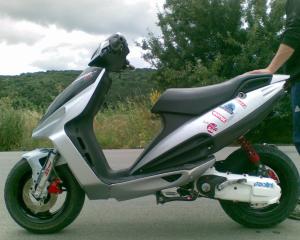 Malaguti - F12 - 70cc | 23 Jun 2013