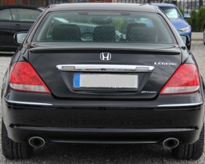 Honda - Legend - V6 3.5 SH-AWD | 21 Jun 2014