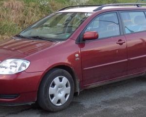 Toyota - Corolla - E12J | 23.06.2014 г.