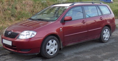 Toyota - Corolla - E12J | Jun 23, 2014