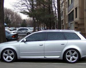 Audi - A4 - 2.0 TDI 8V   27 Jun 2014