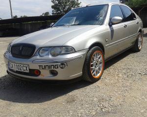 Rover - 45 - 2.0TD | 7 Jul 2014