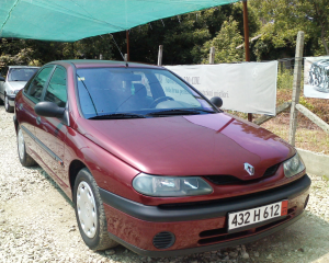 Renault - Laguna   23 Jun 2013