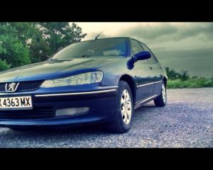 Peugeot - 406 - Facelift | 8 Jul 2014