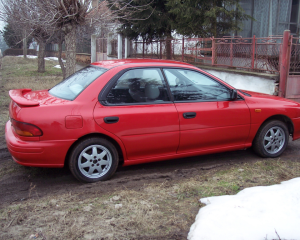 Subaru - Impreza | 8 Jul 2014