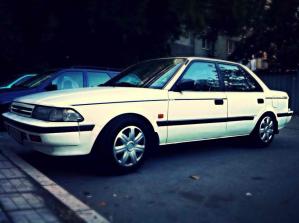 Toyota - Carina | 16 Jul 2014