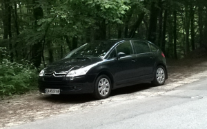 Citroën - C4 - 1.6i  | 22 Jul 2014