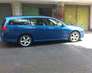 Honda - Accord - type s | 24 Jul 2014