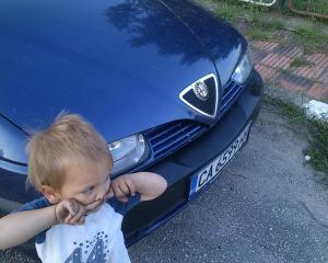Alfa Romeo - Alfa 145 - 1.7 i.e. 16V - AR 33401 | 2014. júl. 27.