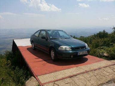 Honda - Civic - Coupe | 1 Aug 2014