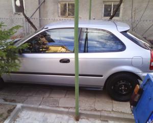 Honda - Civic   8 Aug 2014