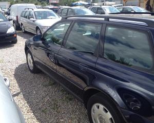 Audi - A4 - 1.9TDi Quattro | 8 Aug 2014