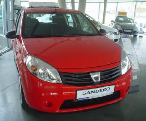 Dacia - Sandero - 16V LPG | 23 Jun 2013