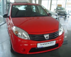 Dacia - Sandero - 16V LPG   23 Jun 2013