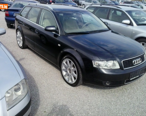 Audi - A4 - B6 1.9TDI | 8 Aug 2014
