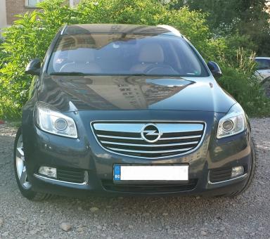 Opel - Insignia - Cosmo   17 Aug 2014