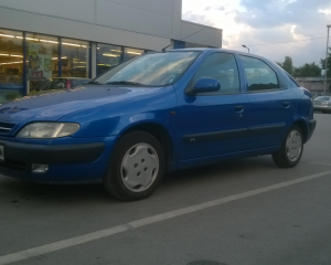 Citroën - Xsara - 1.4i | Aug 26, 2014