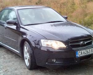 Subaru - Legacy   3 Sep 2014