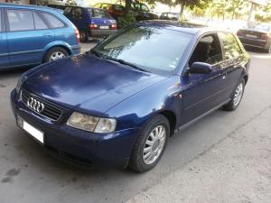 Audi - A3 - 1.8 20v обикн.газ   7 Sep 2014