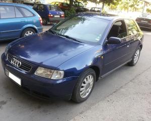 Audi - A3 - 1.8 20v обикн.газ | Sep 7, 2014