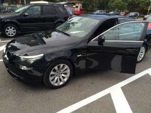 BMW - 5er | 26 Sep 2014