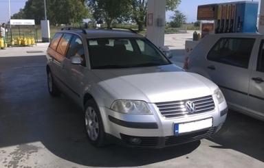 Volkswagen - Passat | 4 Oct 2014