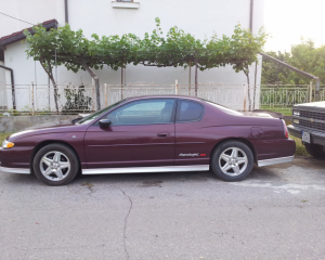Chevrolet - Monte Carlo - SS Superchrged | 4 Oct 2014