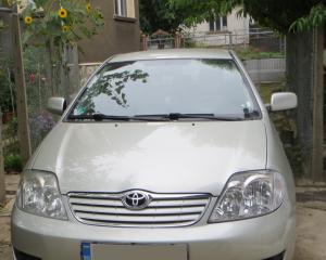 Toyota - Corolla - E120 | 5.10.2014 г.