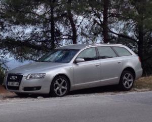 Audi - A6 | 9 Oct 2014
