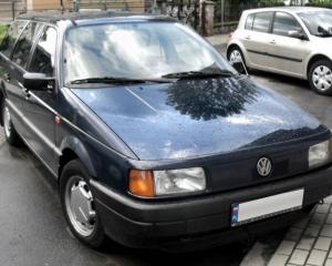 Volkswagen - Passat - B3   13 Oct 2014