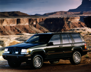 Jeep - Grand Cherokee | Oct 17, 2014